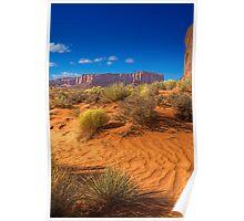 Monument Valley Vista (Arizona) Poster
