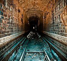 Brick Tunnel by Brad Walsh