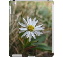 Pretty little mystery flower iPad Case/Skin
