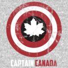 Captain Canada by Itsharrisonbtw