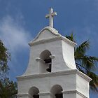 Mission Bell Tower (San Diego Spanish Mission, California) by Brendon Perkins
