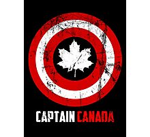 Captain Canada Photographic Print