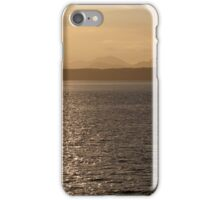 Sound of Mull, Scotland iPhone Case/Skin
