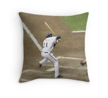 Escobar swing Throw Pillow