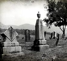 Mountain Cemetary by Peyton Duncan