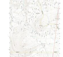 USGS Topo Map Oregon Pinhead Buttes 20110811 TM by wetdryvac