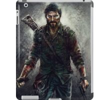 Joel - The Las of Us iPad Case/Skin