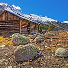 Independence Mining Settlement (Independence Pass, Colorado) by Brendon Perkins