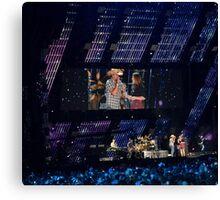 Nashville Concert Canvas Print