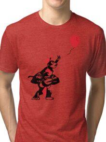 Balloon Apes Tri-blend T-Shirt