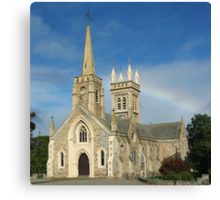 St Andrews Church, Strathalbyn Canvas Print