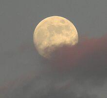 Red Cloud Moon by Navigator