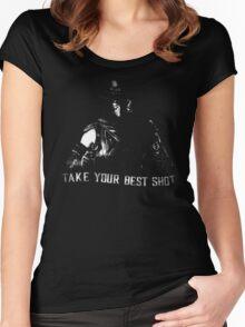 Mortal Kombat Erron Black Women's Fitted Scoop T-Shirt