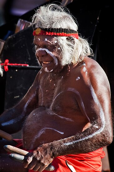 Aborigine by Chris Westinghouse