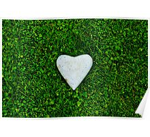 Green love Poster