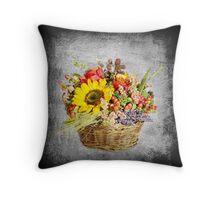 Harvest Beauty Throw Pillow