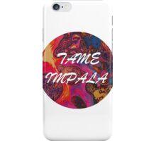 Tame Impala White iPhone Case/Skin