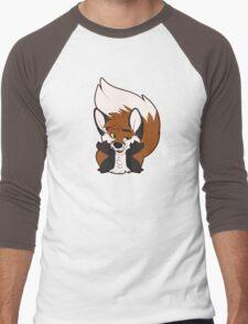 Sup Fox Men's Baseball ¾ T-Shirt