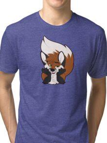 Sup Fox Tri-blend T-Shirt