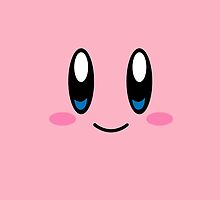 Kirby Face (Pink) by samaran