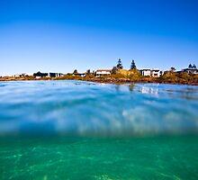Cormorant beach by Frankie Biltoft