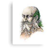 Element Earth / L'élément Terre Canvas Print