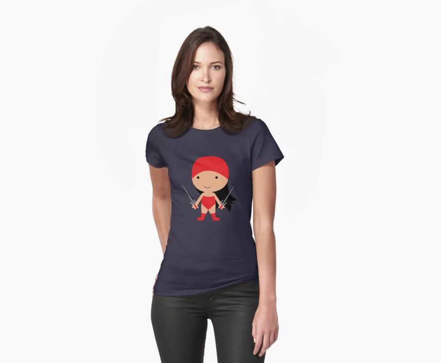 Cutie Elektra by melissagavin