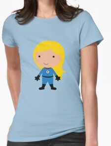 Cutie Invisible Woman - Fantastic Four T-Shirt