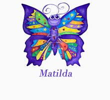 A Yoga Butterfly for Matilda Unisex T-Shirt