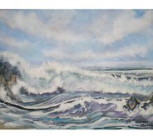 The ocean Wave by Newhouser