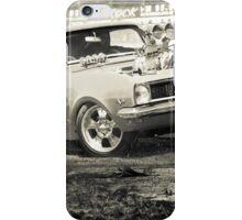 DIZYHG Tread Cemetery Burnout iPhone Case/Skin
