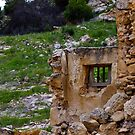 Ruins 2 - Lynton Convict Depot - Perth CBD - Western Australia by Karen Stackpole