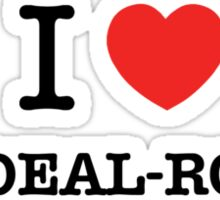 I Love ORDEAL-ROOT Sticker