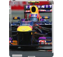 Red Bull Formula 1 iPad Case/Skin