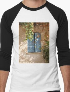 Cloths pegs and all - Greece Men's Baseball ¾ T-Shirt