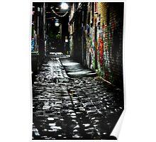 Brunswick Alleys Poster