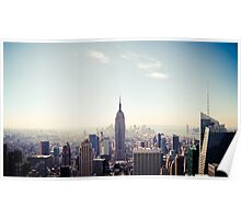 New York City, Empire State Building Poster
