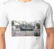 Batman The Ride Batmobile! Unisex T-Shirt