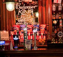 King of Beers by phil decocco