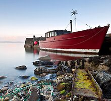 Dan's Boat by jaypeekay