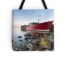 Dan's Boat Tote Bag