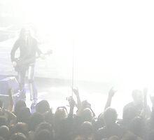 LONDON NIGHT 8 NIGHTWISH ~ GHOSTLIKE SILHOUETTE by Tuartkatz