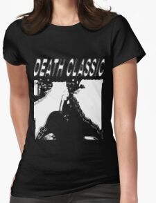 Death Classic (-Death Grips) Womens Fitted T-Shirt