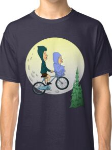 Beavis and Butthead ET Classic T-Shirt
