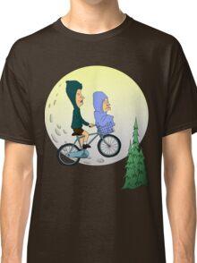 Beavis and Butthead ET Classic T-Shirt