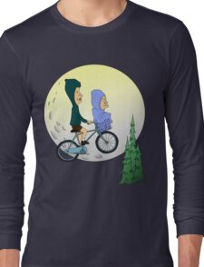 Beavis and Butthead ET Long Sleeve T-Shirt