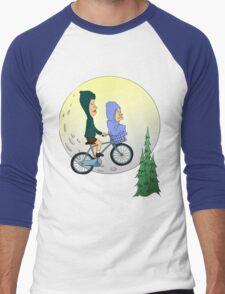 Beavis and Butthead ET Men's Baseball ¾ T-Shirt