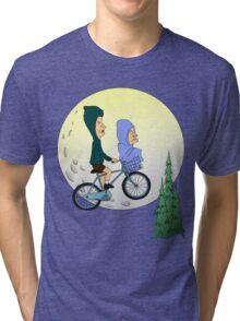 Beavis and Butthead ET Tri-blend T-Shirt