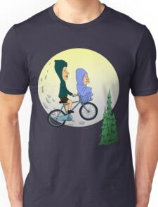 Beavis and Butthead ET Unisex T-Shirt