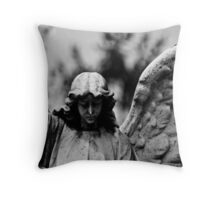 """VICTORY"" Throw Pillow"